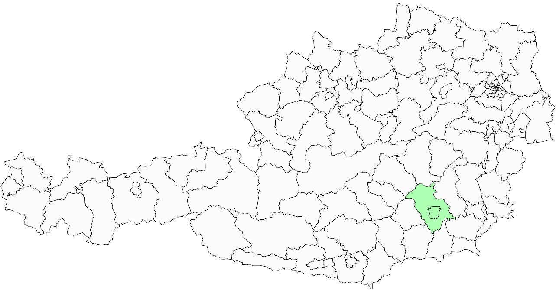 Absolute Verteilungskarten Nachnamen Krausser