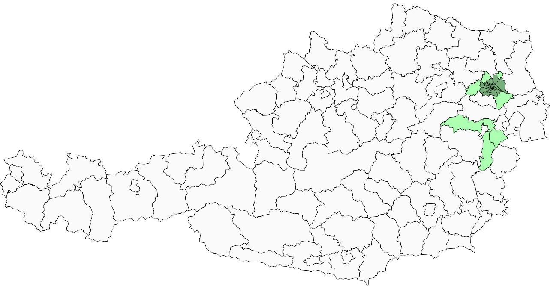 Absolute Verteilungskarten Nachnamen Moller