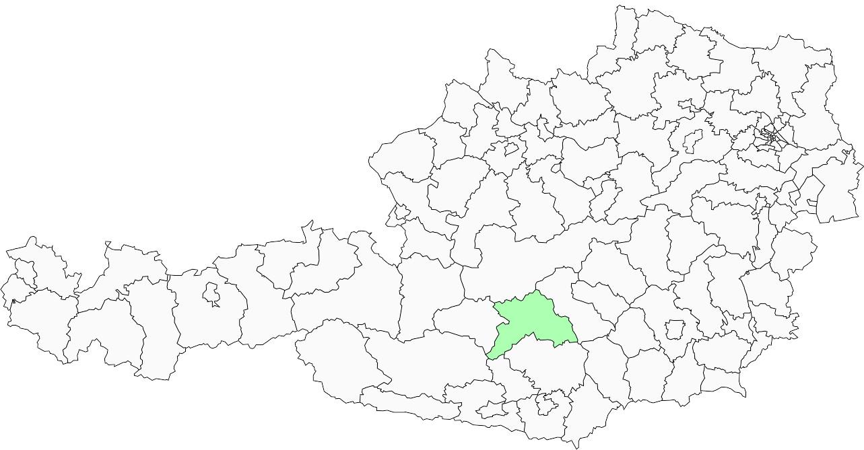 Absolute Verteilungskarten Nachnamen Pircker